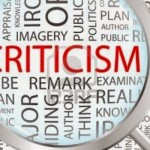 Are Critics Really Enemies?