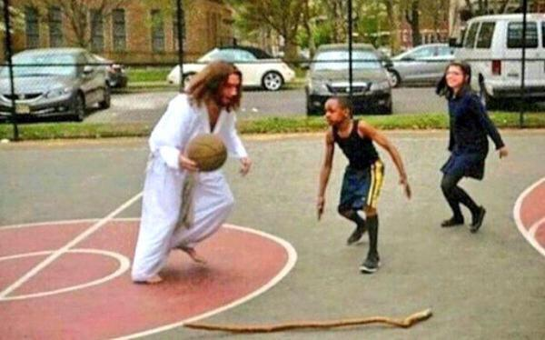 """""""Next time, you will enter my courts with praise"""" - via Twitter"""